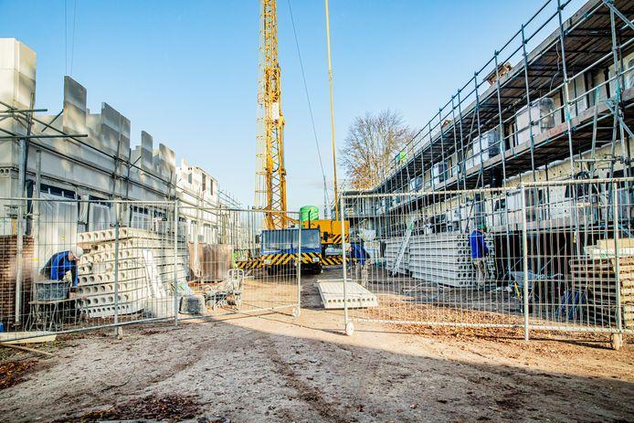 Nieuwbouwproject in Apeldoorn.