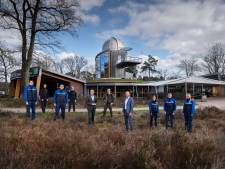 Landstede-studenten helpen bij onderzoek Sallandse Heuvelrug: wordt de Natuurwet overtreden op MTB-route?