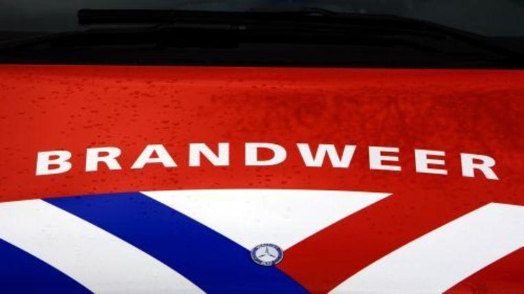 Logo van de brandweer. ANP Beeld