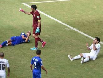 FIFA stelt Suarez in staat van beschuldiging: einde WK?