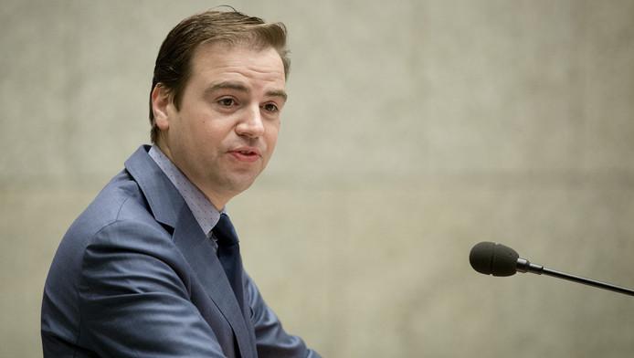 Malik Azmani (VVD).