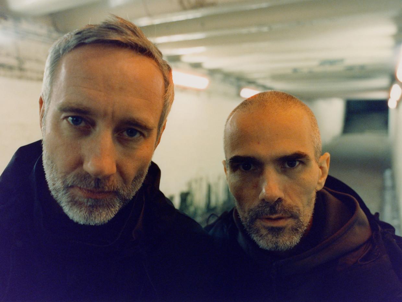 Autechre - rob brown & Sean Booth Beeld Humo