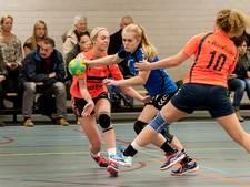 Handballers HMC vergeten te winnen tegen Twist