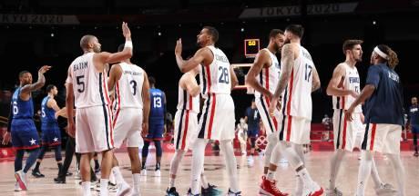 L'exploit des basketteurs français contre les États-Unis