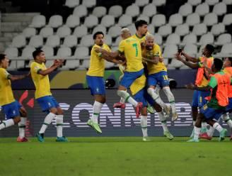 Sensatie op Copa America: Colombiaan scoort wereldgoal, discutabele gelijkmaker van Brazilië en winning goal in 100ste (!) minuut
