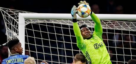 Onana wil weg bij Ajax: 'Het is tijd om een stap te maken'