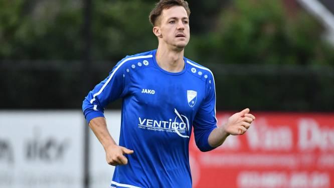 """Stef Van Den Heuvel scoort vijf keer voor Nijlen dat Noordstar oppeuzelt (12-1) en verder bekert tegen Berg en Dal: """"Tijd voor een echte test"""""""