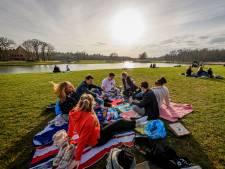 Lentekriebels in Twente, óók tijdens corona: zo genieten Tukkers van heerlijke februari-dagen