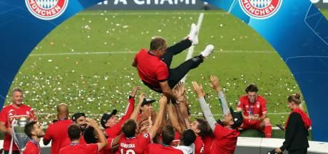 Bayern München van Flick de negende ploeg die een treble wint
