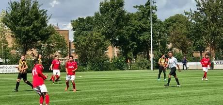 Voetballer Nieuw Utrecht in kritieke toestand na kopstoot ploeggenoot