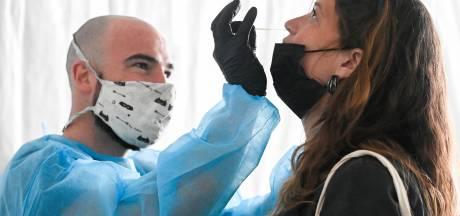 La Belgique franchit le cap du million de contaminations à la Covid-19