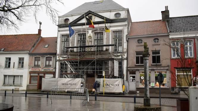 Vlaams geld voor de 'trots van Assenede', renovatie van voormalig gemeentehuis start nog dit jaar