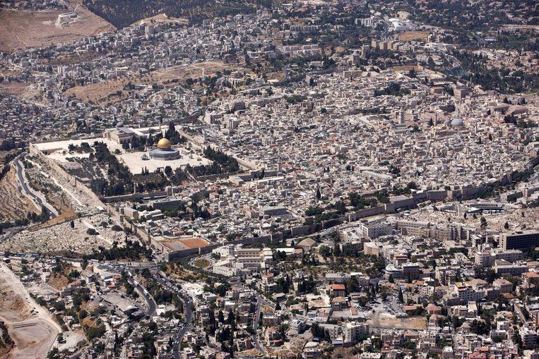 Jeruzalem, door velen beschouwd als een heilige plaats. Beeld Photo News