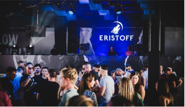 Eristoff Bring Back the Night Beeld Eristoff