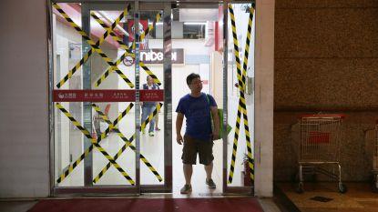 Scholen gesloten en tientallen vluchten geannuleerd in Taiwan voor naderende tyfoon Maria