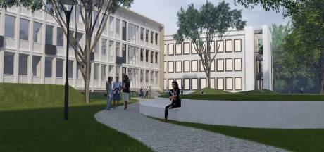 Zwolse Thomas a Kempis College gaat verbouwen: zo komt het er uit te zien