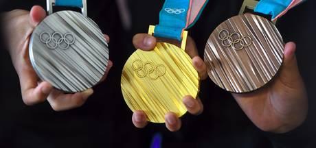 Zo zien de medailles voor de Spelen van Pyeongchang eruit
