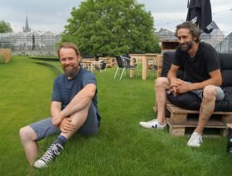 """Geert en Nicolas slaan de handen in elkaar voor Zomerstek 2.0: """"Nieuwe locatie, dubbel zo groot én langer open"""""""