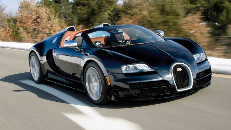De Bugatti Veyron Beeld PHOTO_NEWS