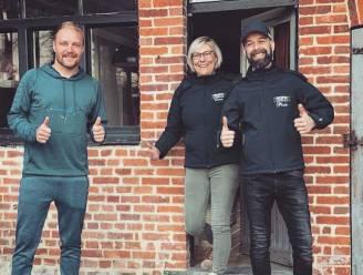 F1-piloot Bottas en oud-wielrenner Erik Zabel logeerden in De Maalderie in Houthulst
