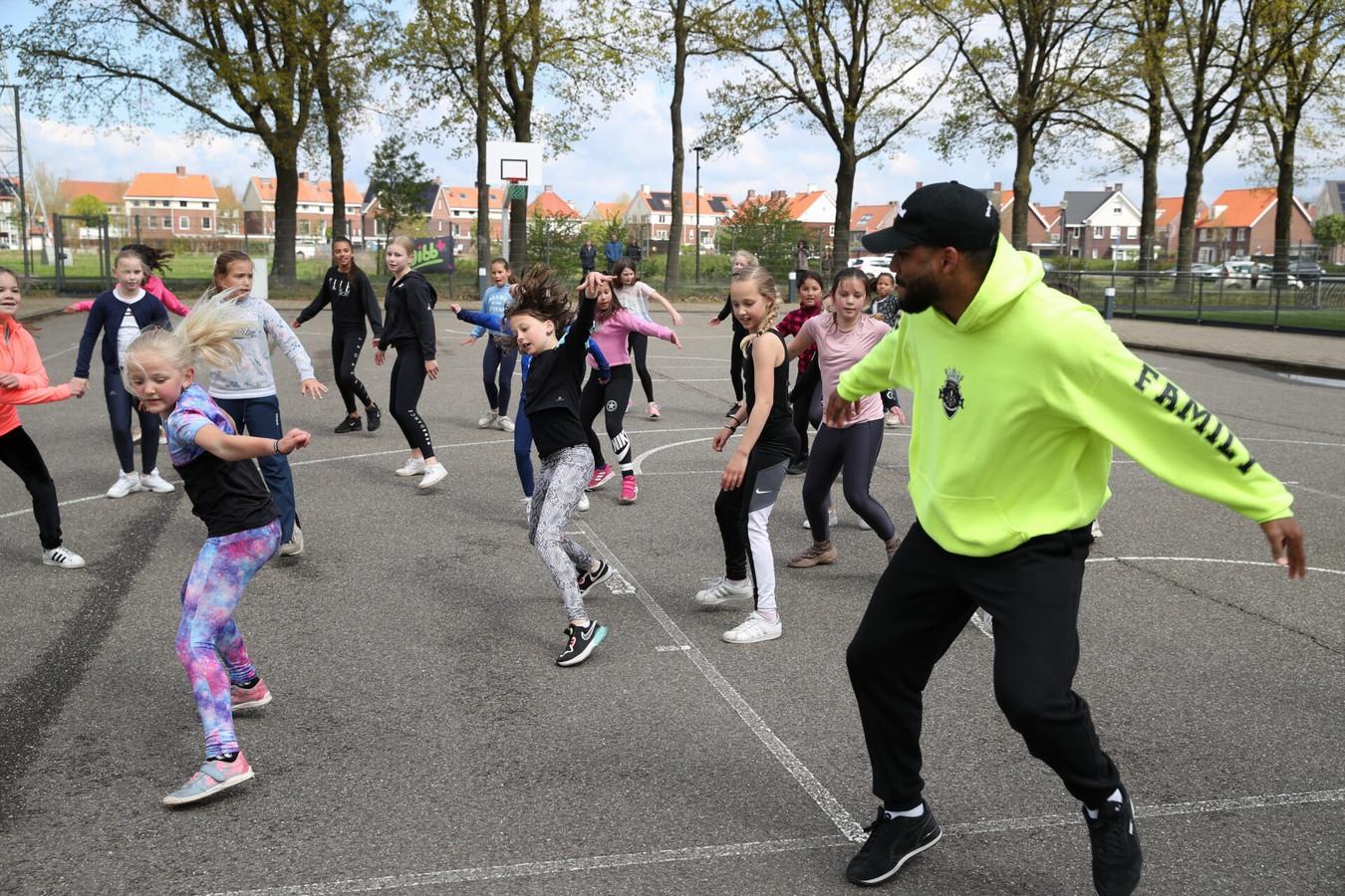 Dance as one op Sportpark Brandevoort in Helmond.