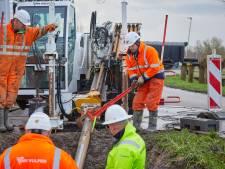 Eerste kabels en leidingen opzij voor verbreding van snelweg A27