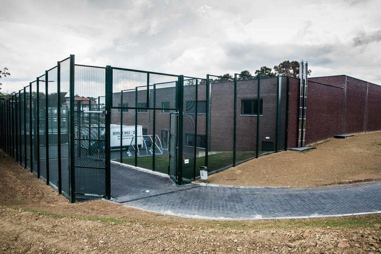 De gesloten jeugdinstelling van Everberg. Beeld Bas Bogaerts