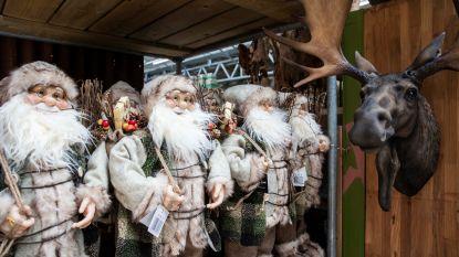 Ondanks prachtig zomerweer nu al (een beetje) Kerstmis bij Floralux Ham