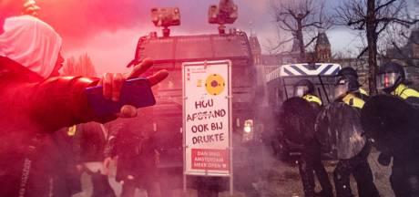Ruim 70 veroordelingen voor rellen Museumplein
