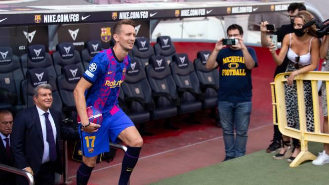 Is dit de man die Messi en Griezmann moet doen vergeten? Luuk de Jong kan er alleen maar om lachen