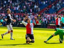Boze Berghuis wijst op matige optredens Feyenoord: 'We spelen nooit echt overtuigend'