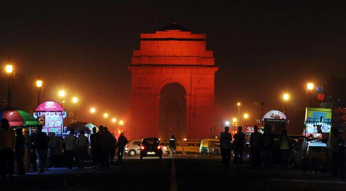 India Gate in New Dehli.