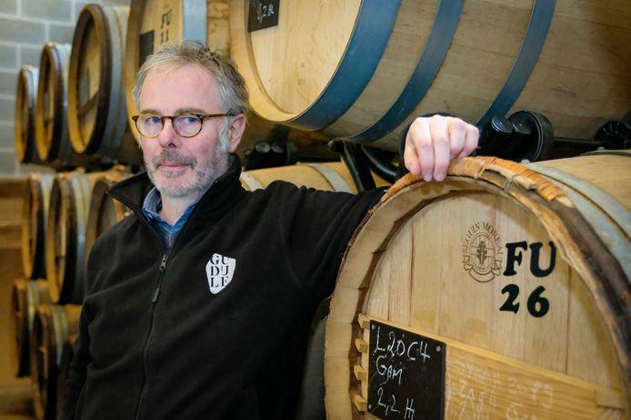 """""""De wijnen die ik maak zijn uniek, net omdat ik druiven uit verschillende wijndomeinen gebruik."""""""