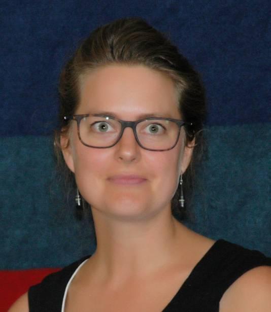 Onderzoeker Marieke van Houte werkte samen met de Afghanen en is een van de personen die zich hard maken voor de evacuatie.
