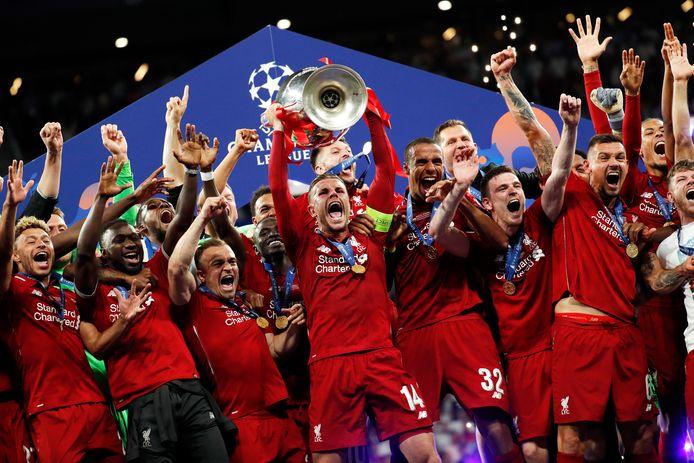 Liverpool keert vanavond terug naar het Wanda Metropolitano, waar het op 1 juni de Champions League won.
