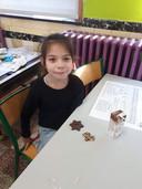 """Talya (8) was een vrolijk meisje, vertelt haar papa. """"Ze hield van muziek en van dansen."""""""