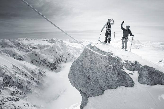 Foto's in het boek Topteams zijn allemaal van Menno Boermans, mede-expeditielid van Katja Staartjes en fotograaf