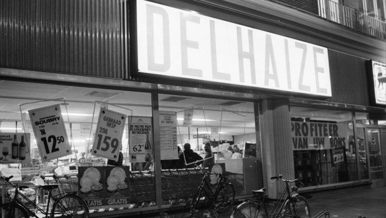 De Bende van Nijvel heeft meermaals een winkel van Delhaize overvallen. Op 9 november 1985 hebben de daders acht mensen vermoord tijdens een overval op de Delhaize in Aalst. Beeld Belga