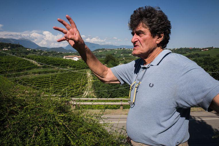 Gianluigi Salvador in Refrontolo, Veneto:
