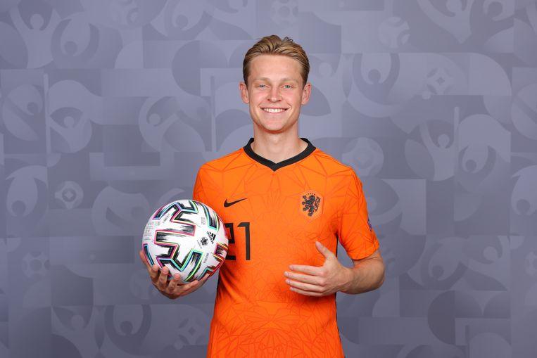 Frenkie de Jong zwaar teleurgesteld na verlies EK: