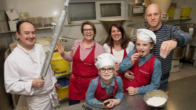 """Camille en Céleste bakken opnieuw brownies voor papa met kanker: """"Pas gestart en nu al 200 bestellingen binnen"""""""