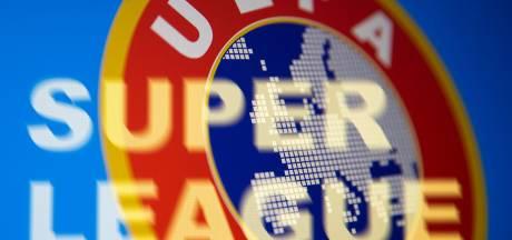 """L'UEFA suspend """"jusqu'à nouvel ordre"""" la procédure contre le Real, le Barça et la Juve"""