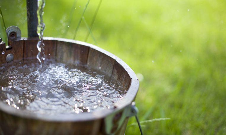 Da's schrikken: in Limburg komt bruin water uit de kraan
