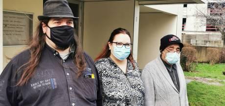 """Trois ex-SDF fondent une ASBL pour les démunis de Charleroi: """"Un problème? Venez avec lui"""""""