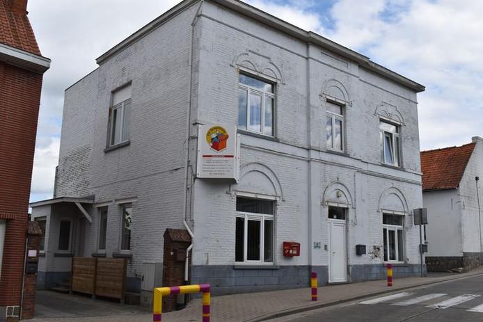 La garderie De Speeldoos à Grammont.