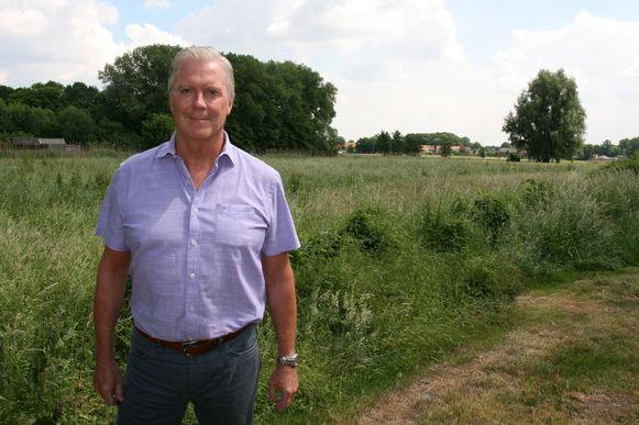 Buurtbewoner Patrick Vereecke heeft zijn bedenkingen bij de plannen.