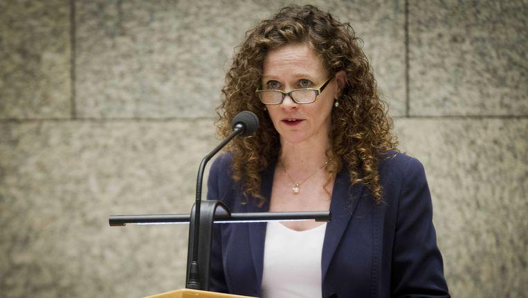 Europarlementarier Sophie in 't Veld. Beeld ANP