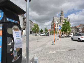 Hele maand december gratis parkeren in Oudenaarde