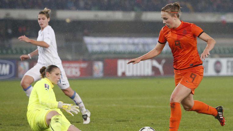 Nederland - Italië in 2014. Beeld ANP Xtra