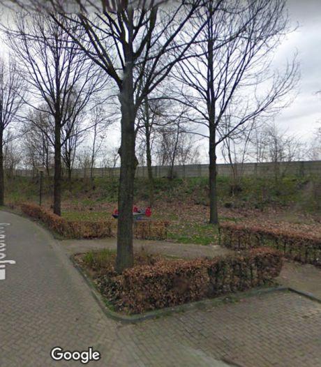 Onderzoek naar vervuilde geluidswal in Hilvarenbeek